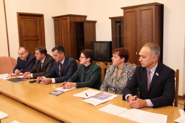 Заседание комиссии по законодательству.