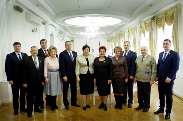 50- летие Могилевской областной организации Белхимпрофсоюза.