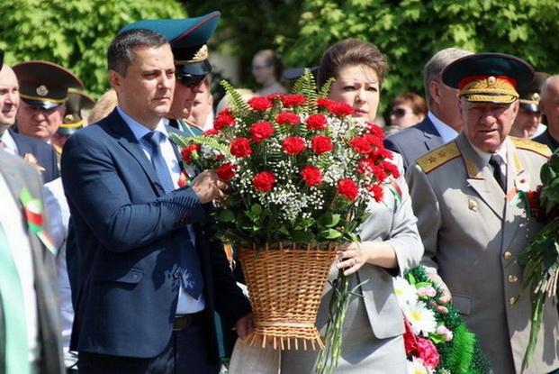 День Великой Победы 9 мая.