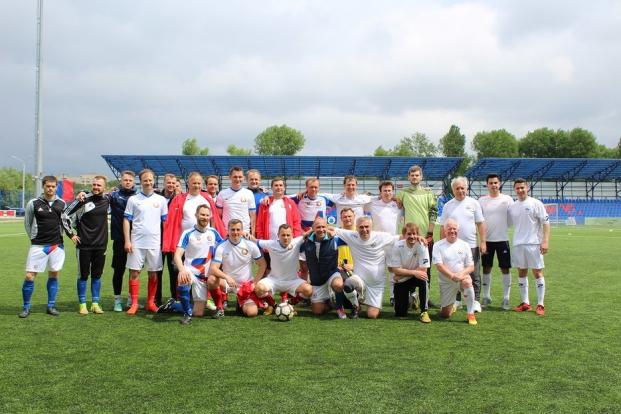 Международный турнир по мини-футболу, посвященный Чемпионату мира по футболу FIFA 2018 в России.